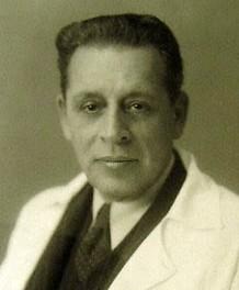 Dr Carlos Charlin (1885-1945) - naamgever van het syndroom van Charlin
