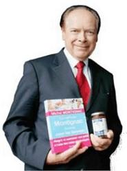 Michel Montignac (1944-2015) - naamgever van het Montignac dieet