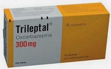 Trileptal (oxcarbazepine) tabletten
