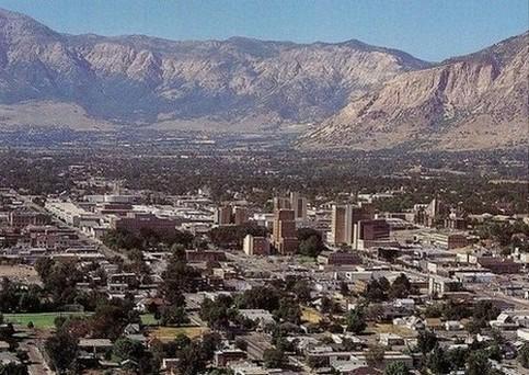 het stadje Ogden in de VS is naamgever van het Ogden syndroom