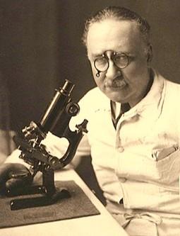 Dr Arnault Tzanck (1886-1954) - naamgever van de Tzanck test
