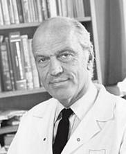 Dr Dagfinn Aarskog (1928-2014) - naamgever van het Aarskog-syndroom