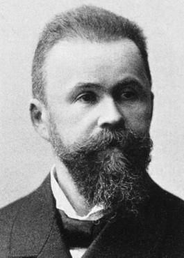 Dr Carl Wernicke (1848-1905) - naamgever van het syndroom van Wernicke