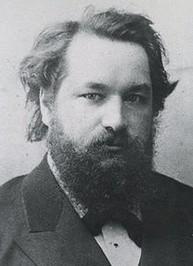 Dr Sergei Korsakov - naamgever van het syndroom van Korsakov