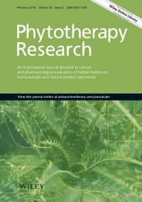 Phytotherapy Research - komijnzaadolie helpt bij uitplassen niersteen