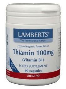 vitamine B1-capsules worden gebruikt bij de behandeling van vitamine B1-tekort