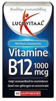 vitamine B12 kauwtabletten