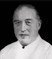 Dr Christian Ingerslev Baastrup (1885-1950) - naamgever van het syndroom van Baastrup