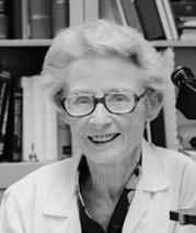 Dr Georgina Hogg - één van de naamgevers van het BHD-syndroom