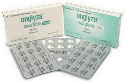 saxagliptine tabletten