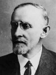 Dr Hermann Zingerle (1870-1935) - naamgever van het syndroom van Zingerle
