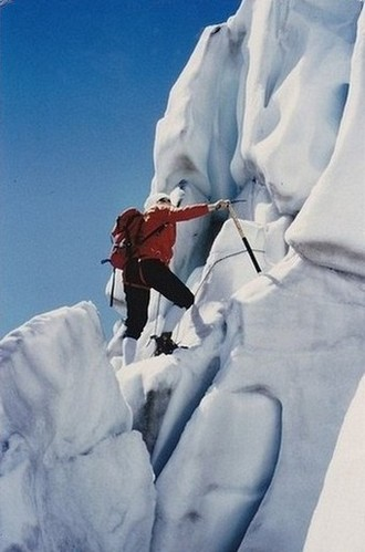 hoogteziekte komt vooral voor bij bergbeklimmers