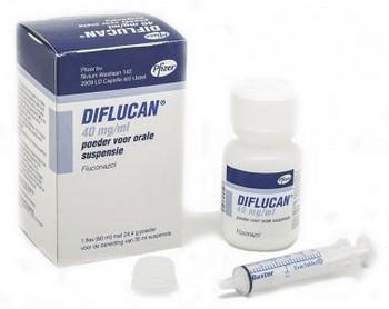 verpakking Diflucan (fluconazol)
